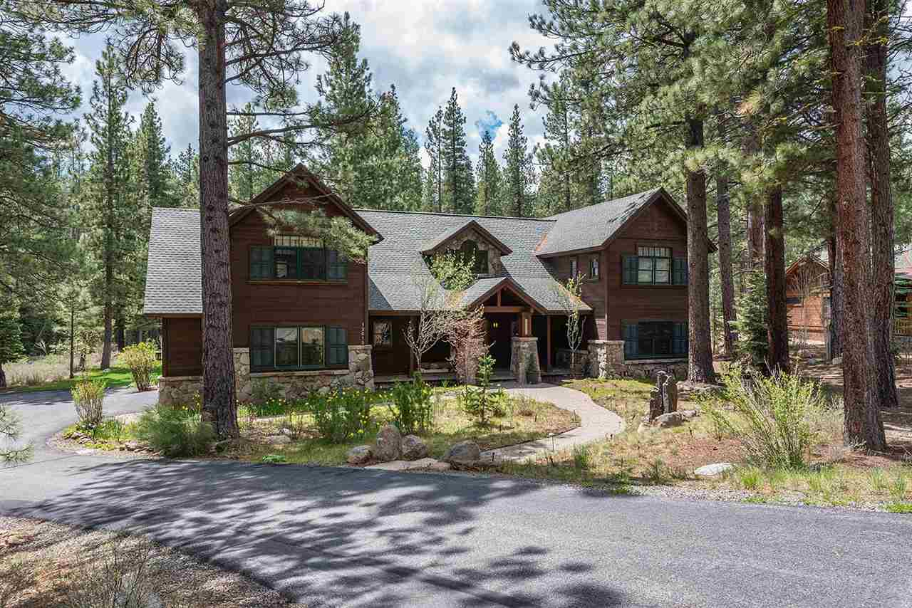 Single Family Home for Sale at 12613 Granite Drive 12613 Granite Drive Truckee, California,96161 United States