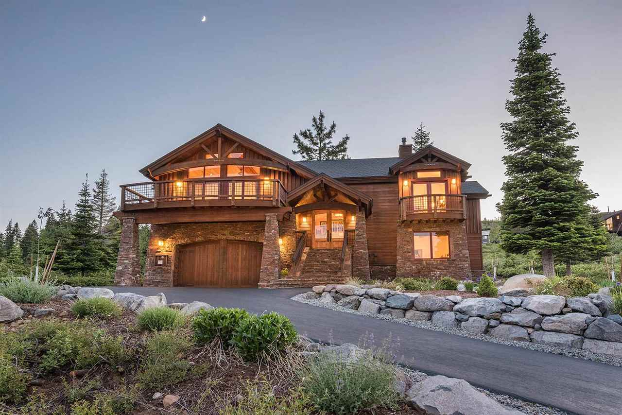 Single Family Home for Active at 13979 Skislope Way 13979 Skislope Way Truckee, California 96161 United States