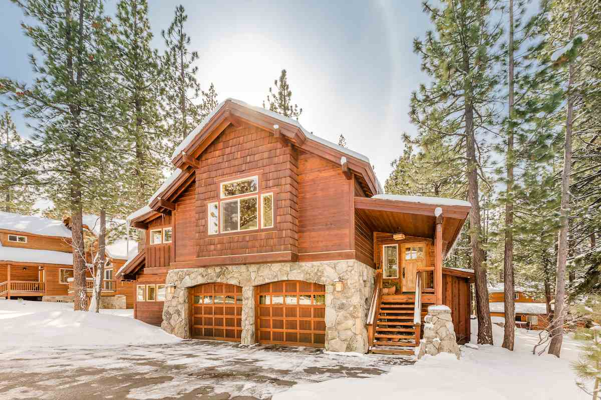 Single Family Home for Sale at 13350 Muhlebach Way 13350 Muhlebach Way Truckee, California,96161 United States