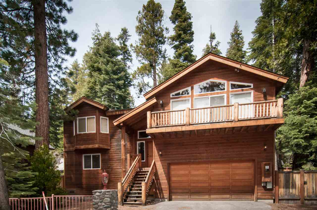 Single Family Home for Active at 4951 Flick Street 4951 Flick Street Carnelian Bay, California 96140 United States