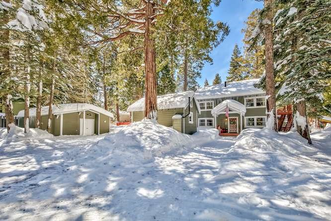 Additional photo for property listing at 7234 6th Avenue Tahoma, California 96142 United States