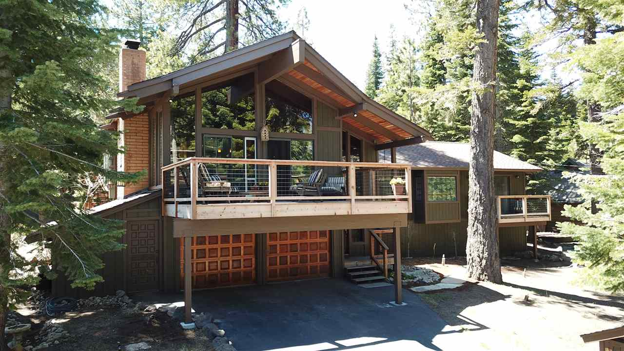 Single Family Home for Active at 6095 Quail Creek Road 6095 Quail Creek Road Homewood, California 96141 United States