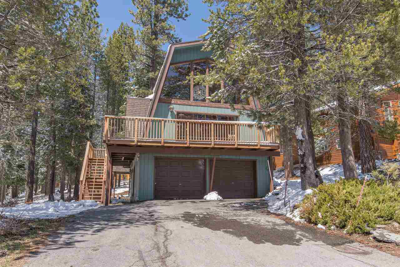 Single Family Home for Active at 11388 Chamonix Road 11388 Chamonix Road Truckee, California 96161 United States
