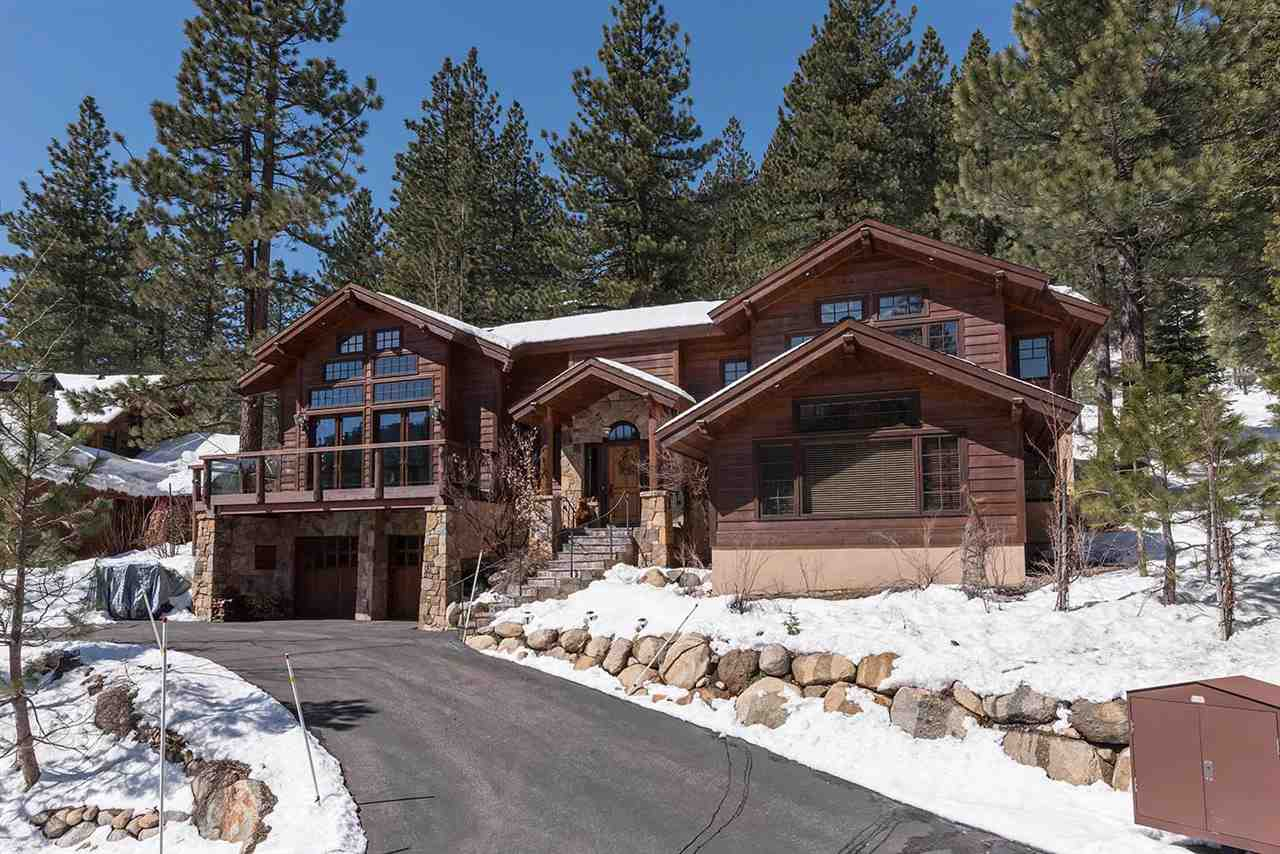 Single Family Home for Active at 82 Winding Creek Road 82 Winding Creek Road Olympic Valley, California 96146 United States