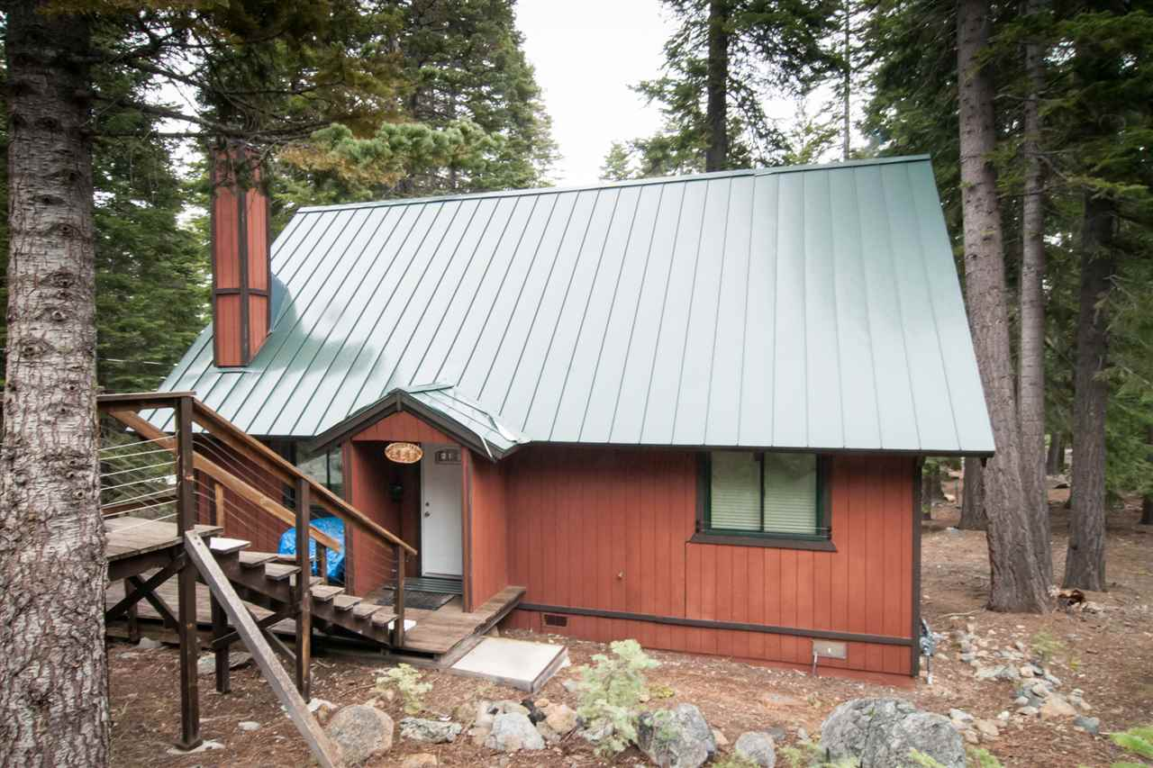 Single Family Home for Active at 250 Snowbird Loop 250 Snowbird Loop Homewood, California 96141 United States