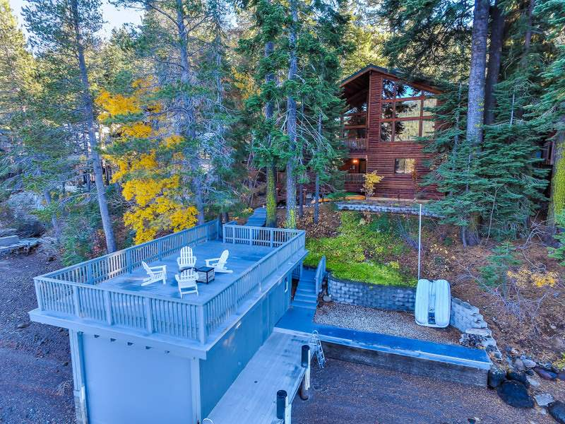 Single Family Home for Active at 14578 South Shore Drive 14578 South Shore Drive Truckee, California 96161 United States