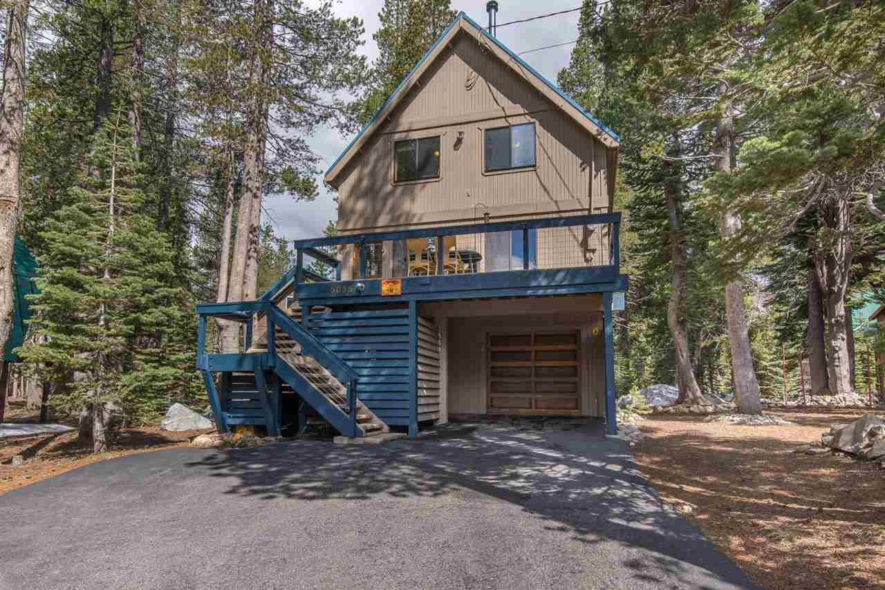 Single Family Home for Active at 5035 Serene Road 5035 Serene Road Truckee, California 95728 United States
