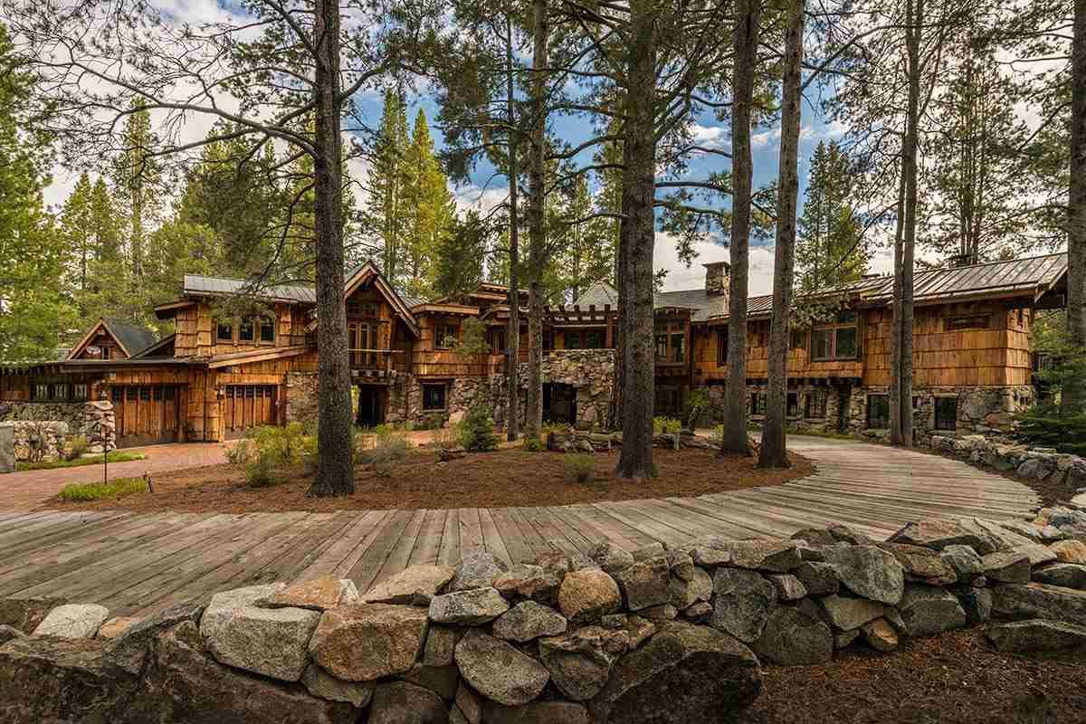 Casa Unifamiliar por un Venta en 12355 Lodgetrail Drive 12355 Lodgetrail Drive Truckee, California 96161 Estados Unidos