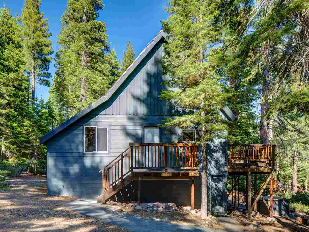 Single Family Home for Active at 690 Shamrock Road 690 Shamrock Road Tahoe City, California 96140 United States