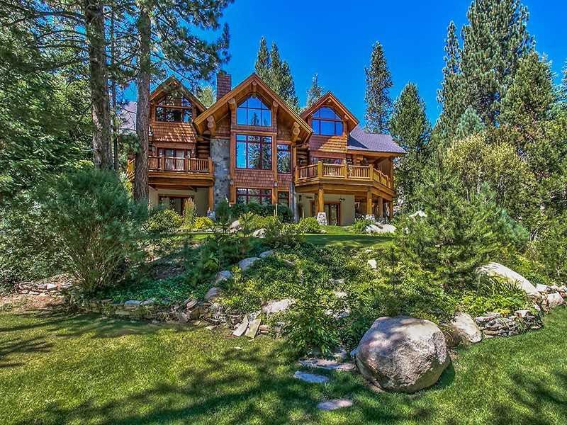 Single Family Home for Sale at 95 Winding Creek Road 95 Winding Creek Road Olympic Valley, California 96146 United States