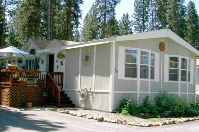 Mobile Homes for Active at 10100 Pioneer Drive 10100 Pioneer Drive Truckee, California 96161 United States