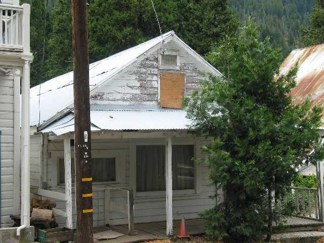 Casa Unifamiliar por un Venta en 206 Main Street 206 Main Street Sierra City, California 96125 Estados Unidos