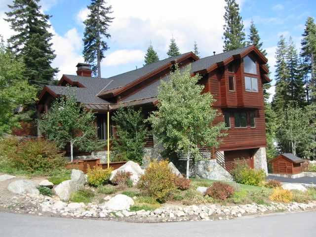 Single Family Home for Active at 250 Sierra Crest Trail 250 Sierra Crest Trail Olympic Valley, California 96146 United States