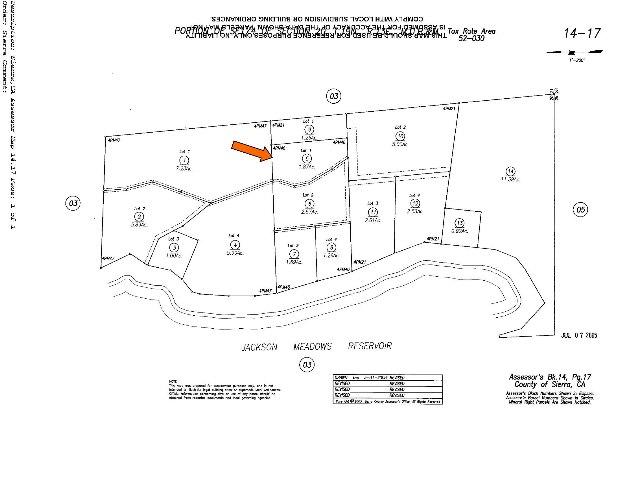 Casa Unifamiliar por un Venta en No Site Address No Site Address Sierraville, California 11111 Estados Unidos