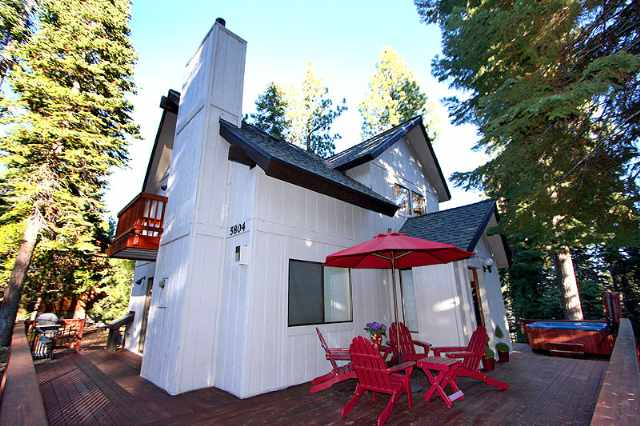 Additional photo for property listing at 5804 Sudan Road Carnelian Bay, California 96140 United States