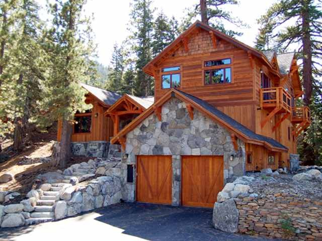 Casa Unifamiliar por un Venta en 1238 Mineral Springs Trail 1238 Mineral Springs Trail Alpine Meadows, California 96145 Estados Unidos