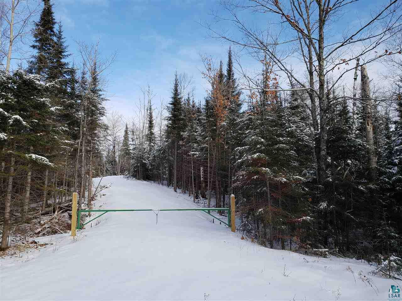 Beautiful wooded acreage, gate, driveway and a cleared building site. This property is a great place to build your home or a cabin near two harbors. The tough part has been done, dream up your new building and call your favorite contractor or let us recommend some local builders so you can get started!