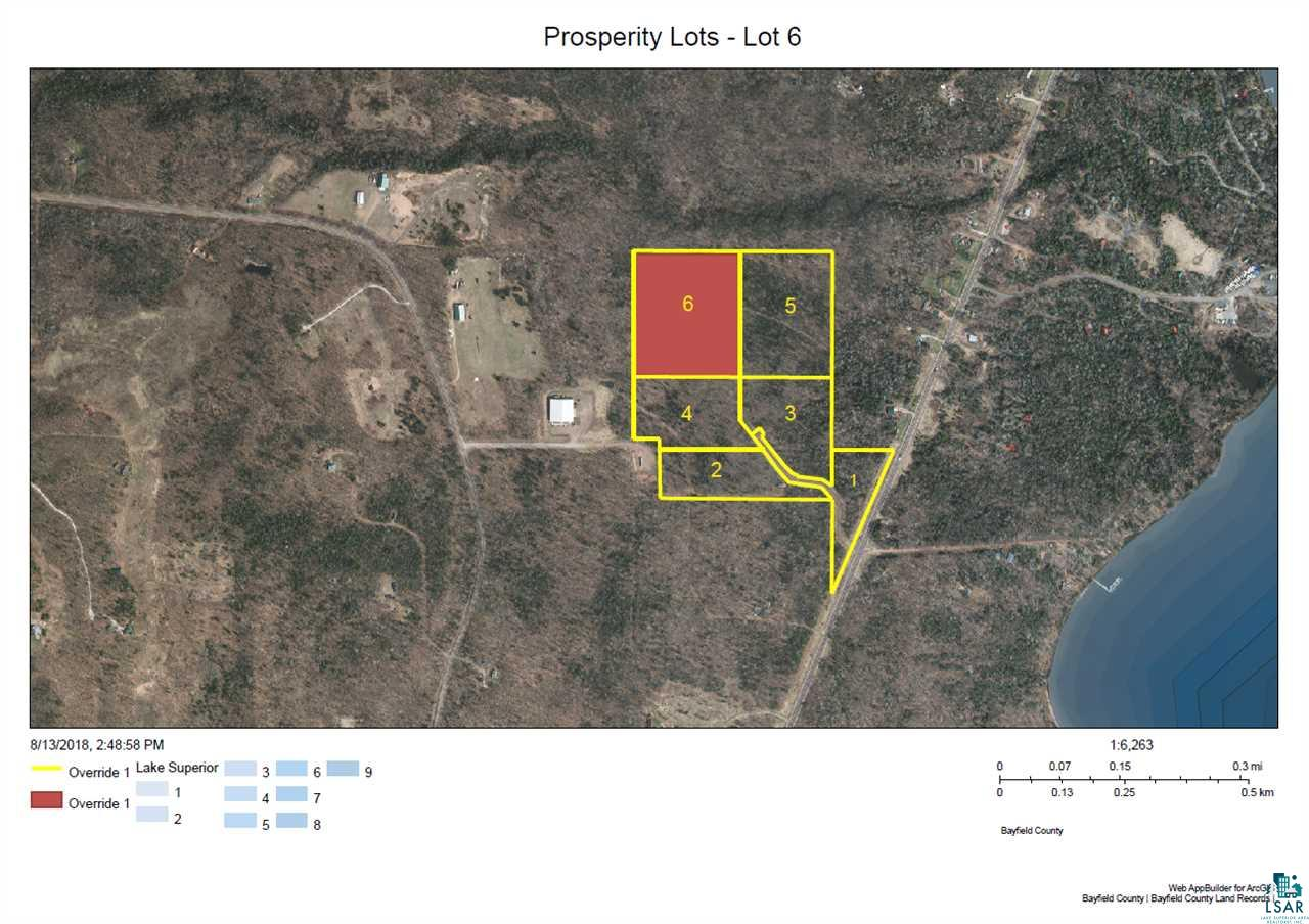 000 Prosperity Rd Tax Id 36896 9.6 +/- Acres Western Lot