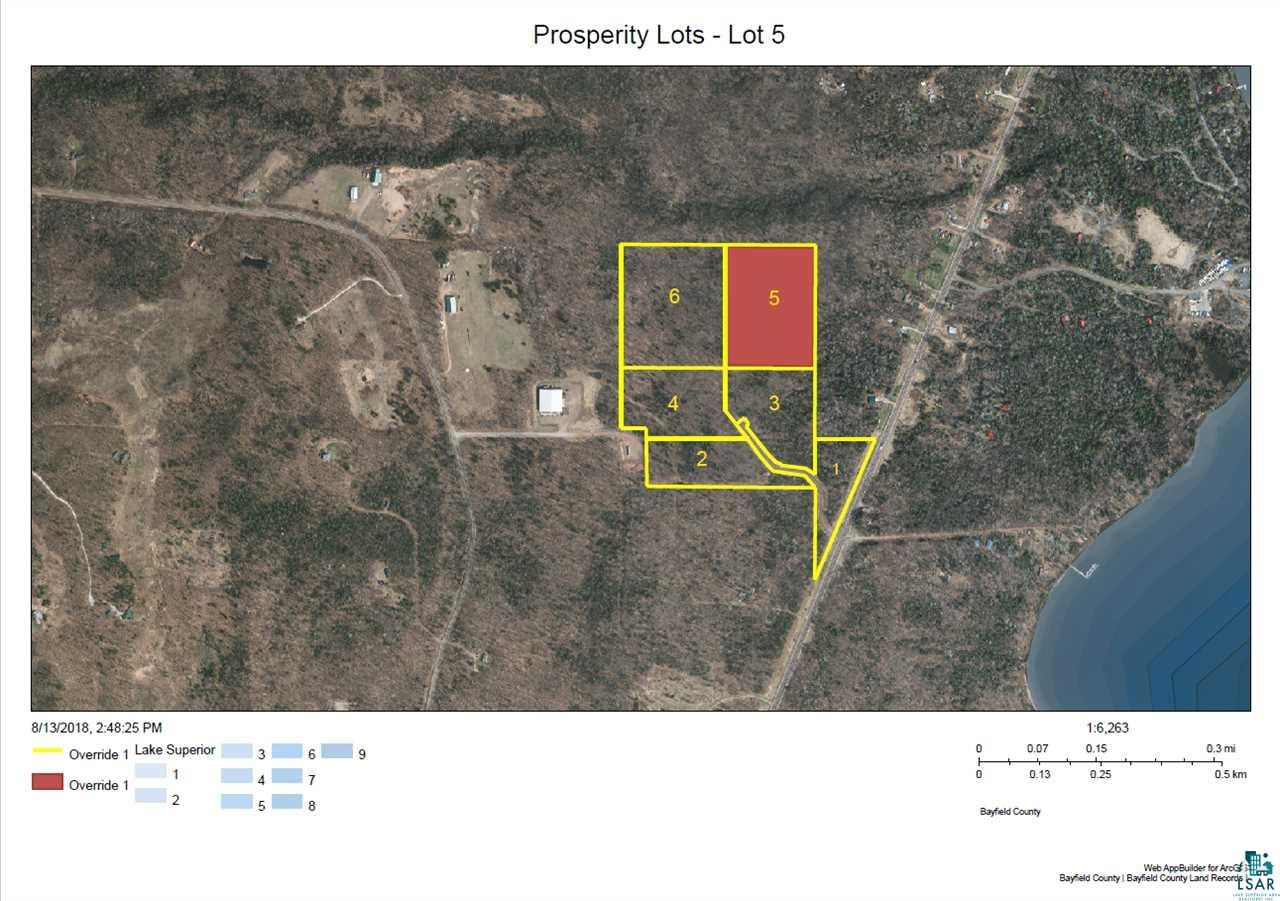 000 Prosperity Rd Tax Id 36896 9.6 +/- Acres Eastern Lot