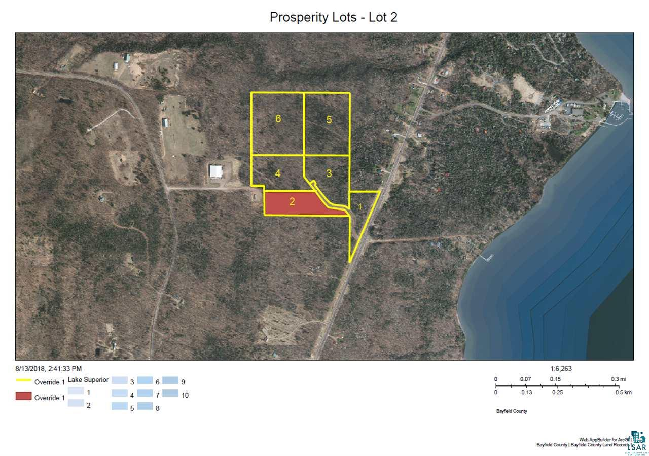 000 Prosperity Rd Tax Id 36899 7+/- Acres Lot 2