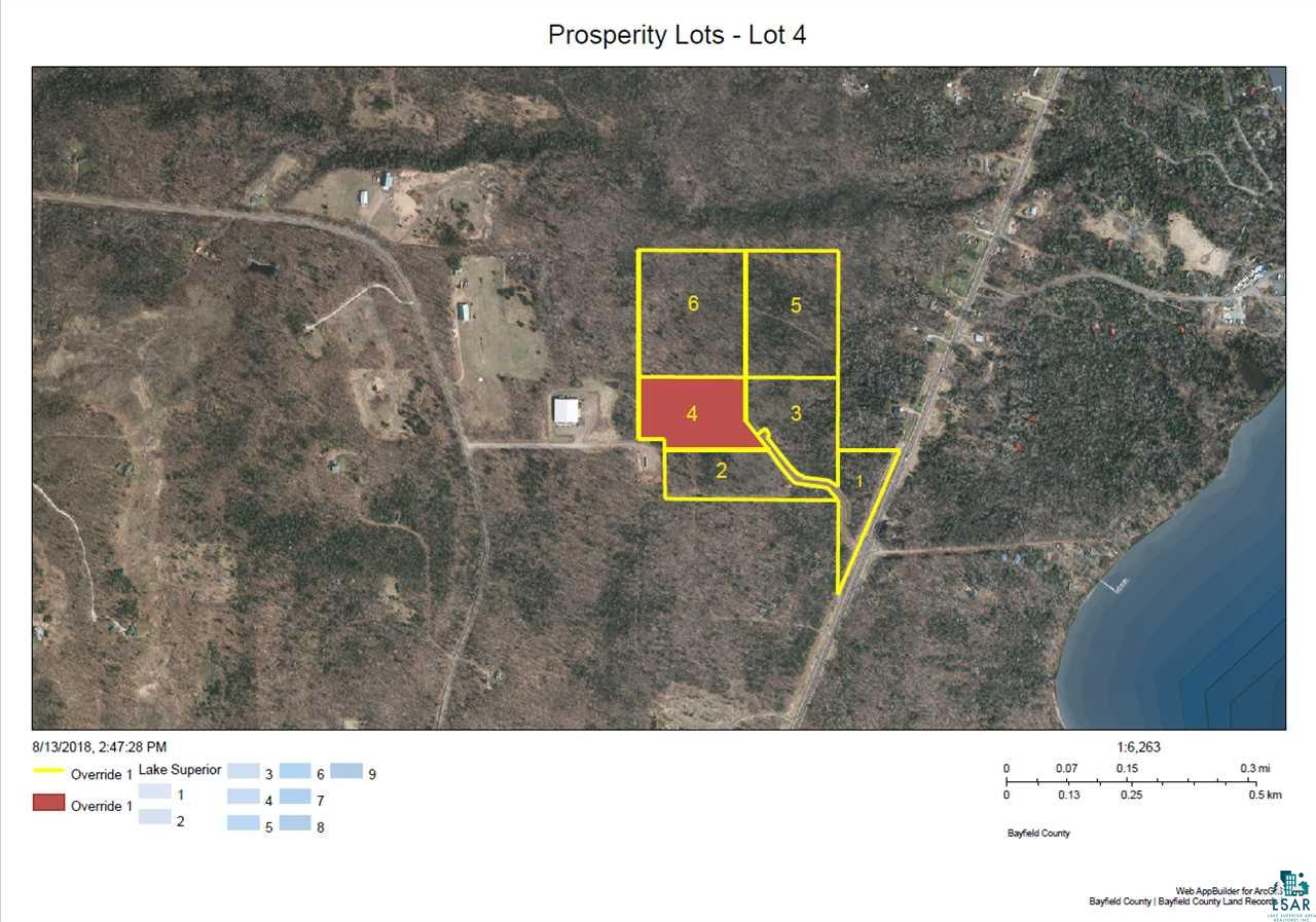 000 Prosperity Rd Tax Id 36899 5.3 +/- Acres Lot 4