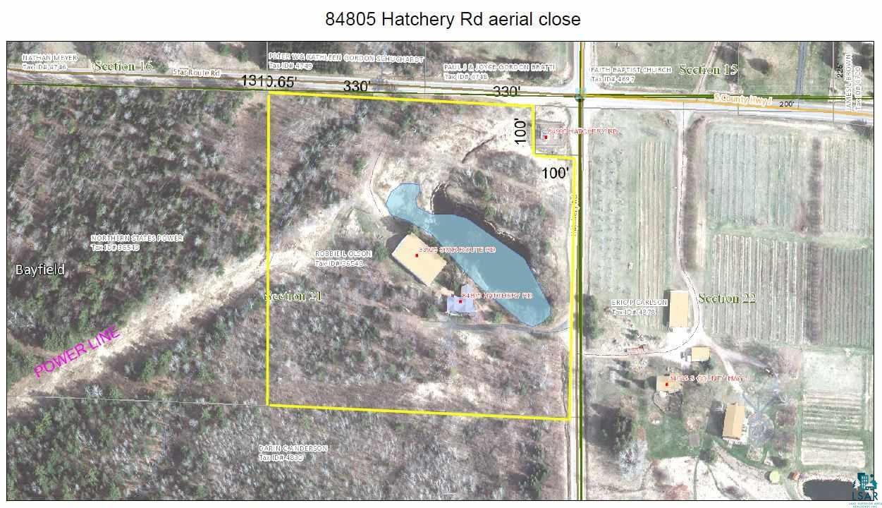 84805 Hatchery Rd Tax Id 36548