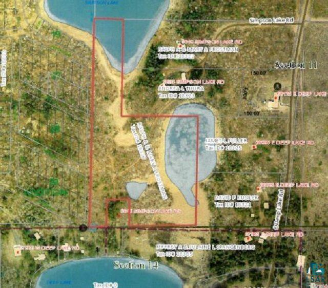 Lot 3, CSM 1238 Simpson Lake Rd