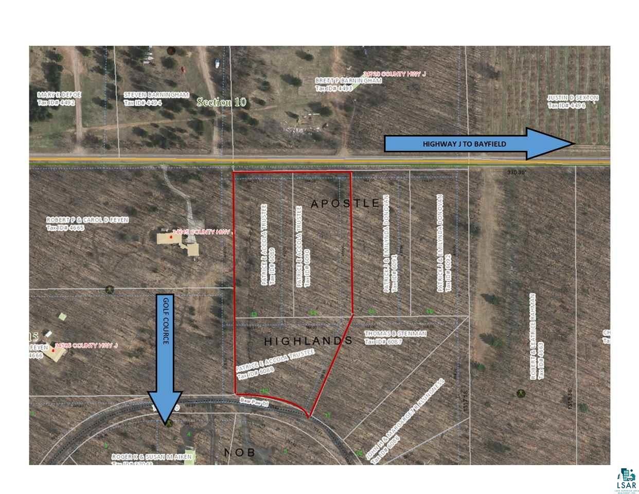 34625 County Hwy J Lot 12 Bear Paw Trail