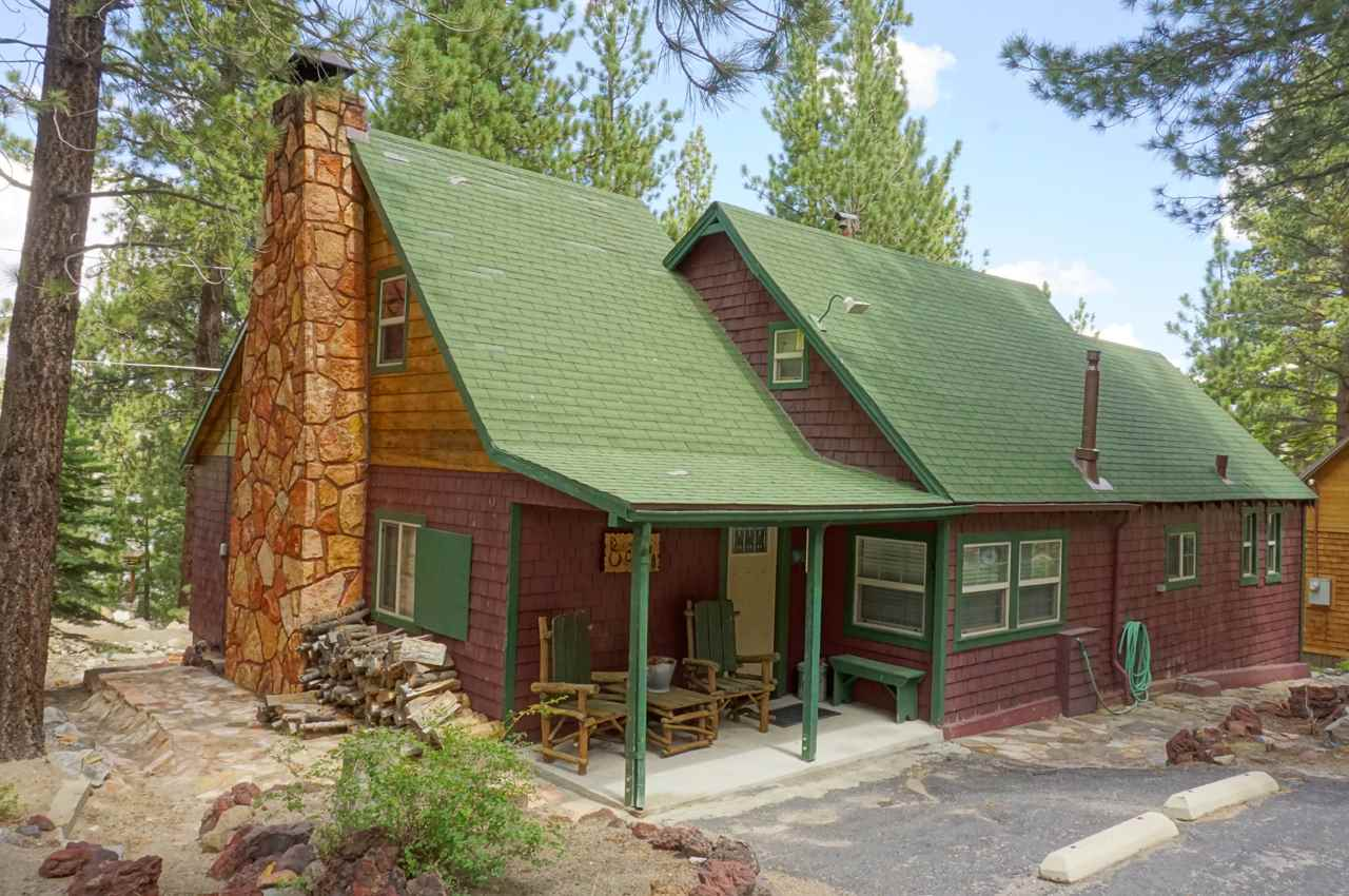 2216 Highway 158, USFS Cabin #3, June Lake, CA 93529