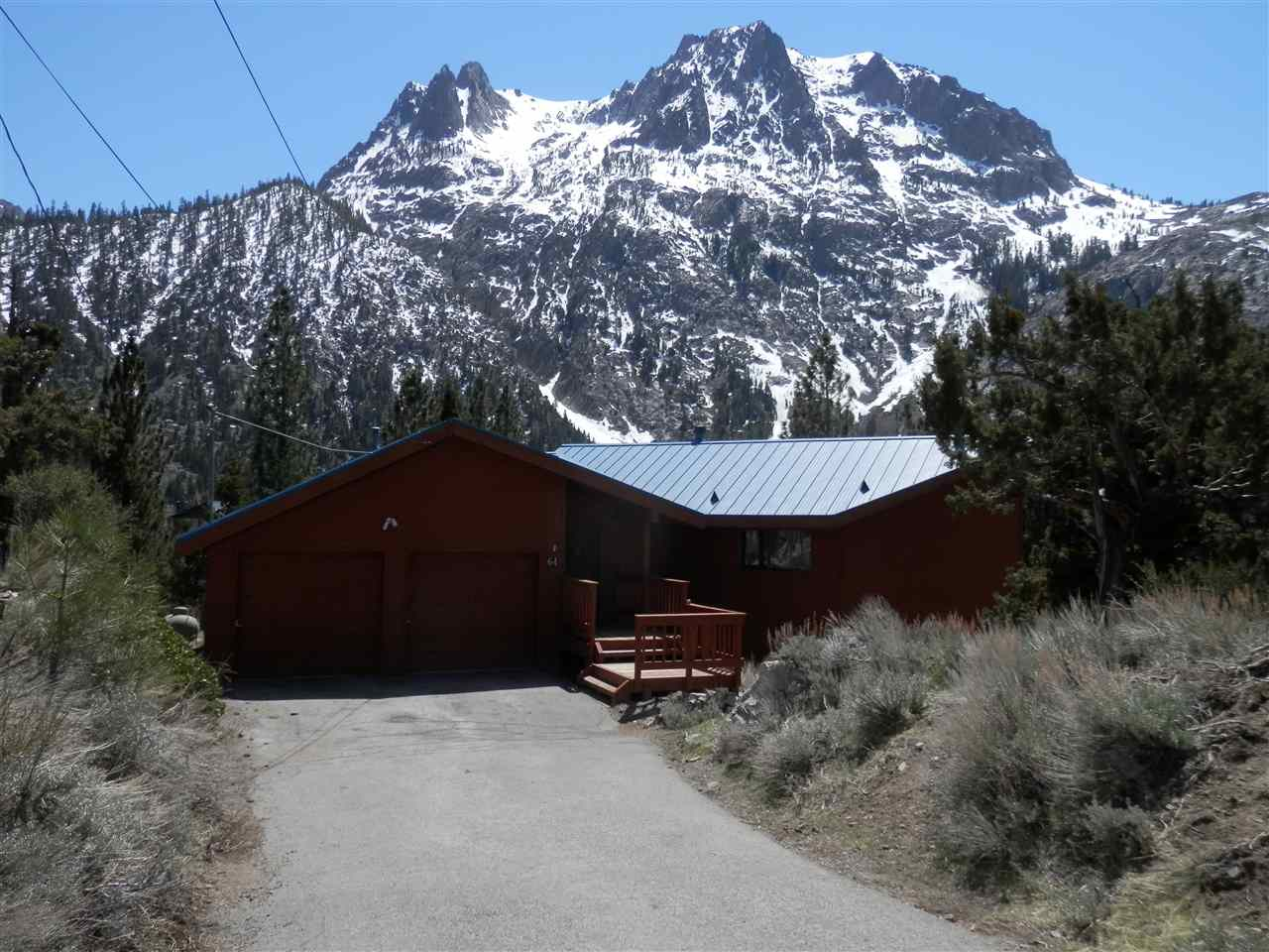 64 Rea Drive, June Lake, CA 93529