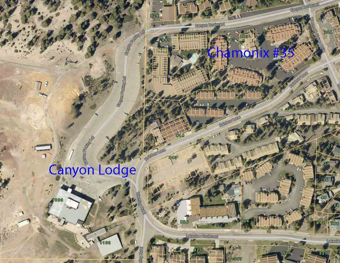 803 Canyon B-35 Boulevard
