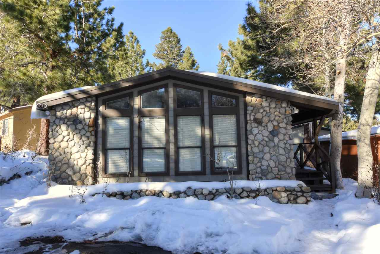 Mammoth Lakes, CA Mobile Homes For Sale - MLS Listings