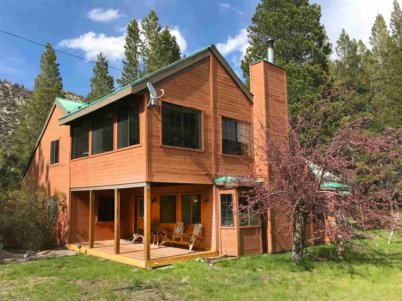 63 Shadow Pines Road, June Lake, CA 93529
