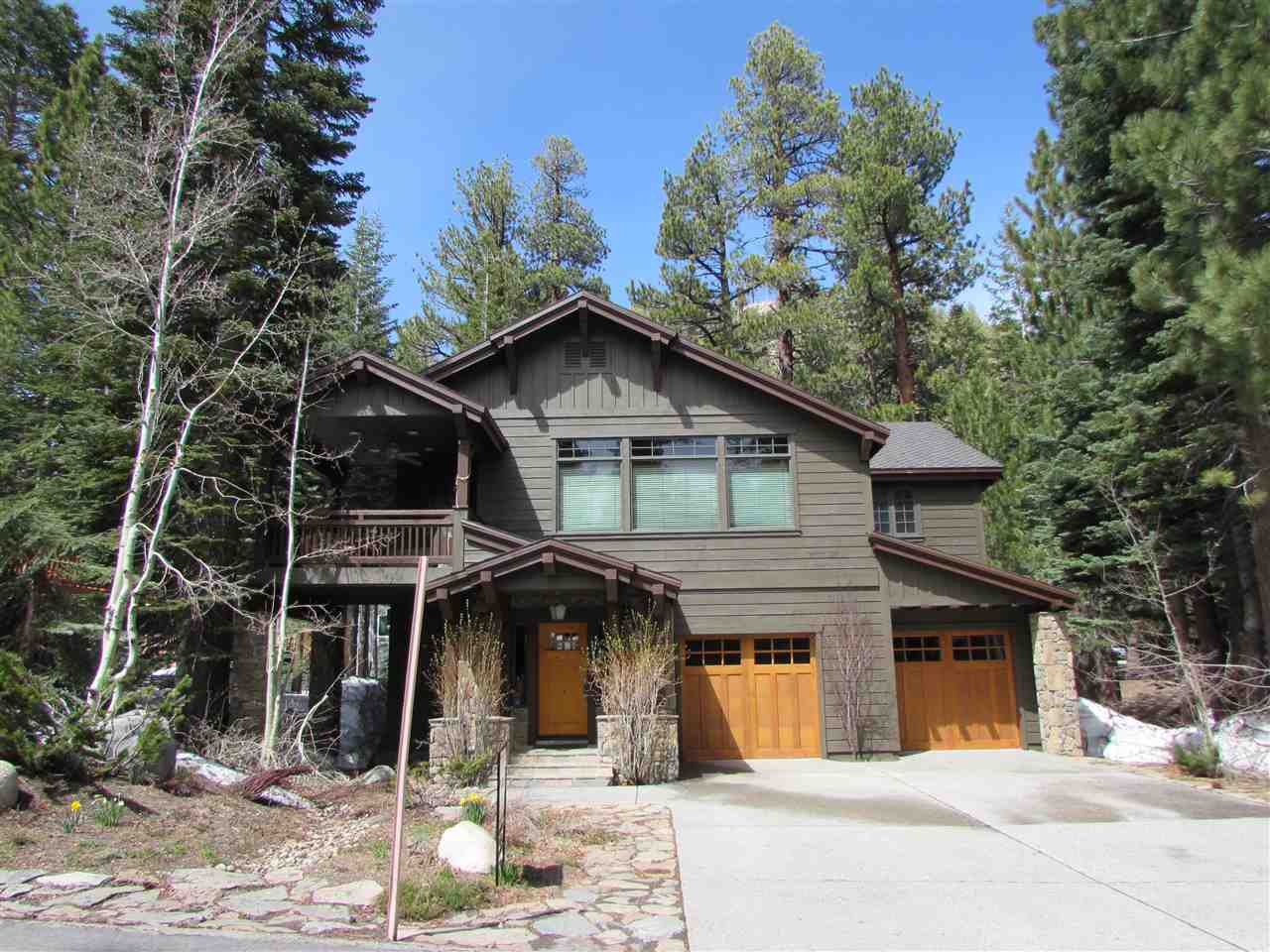 318 St. Anton Circle, Mammoth Lakes, CA 93546