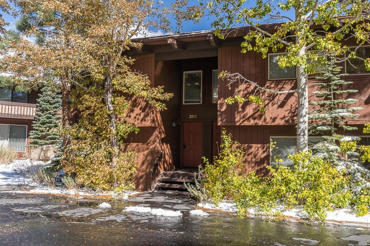 An easy walk and close to the Village and Gondola, restaurants /bars, entertainment  with access to Canyon Ski Lodge. Year round enjoyment for the whole family. Spacious 2 bedroom/2 bathroom townhome with vaulted ceilings. Very nicely decorated and in great condition.