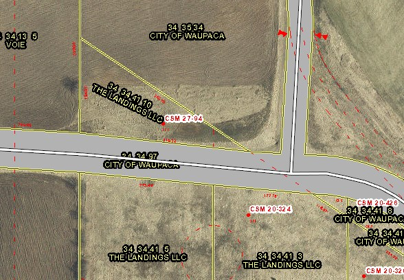Commercial Drive, Waupaca, WI 54981