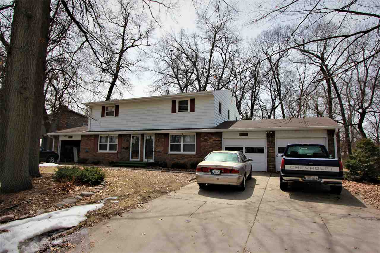 EXCELLENT INVESTMENT OPPORTUNITY! This 3/3 bd 1.5/1.5 bath side-by-side duplex located in Southwest Green Bay offers a perfect investment or owner occupy opportunity. Large spacious rooms, many 2nd floor windows  replaced in 2014, new refrigerators 2014, 1428 side painted 2017, new water heater 1426 side 2018. Re-insulated and weatherized by NEWCAP 2014! Please allow 24 hours for showings. Both sides rented. Bonus storage shed in back yard. Located on a very nice partially wooded lot!!