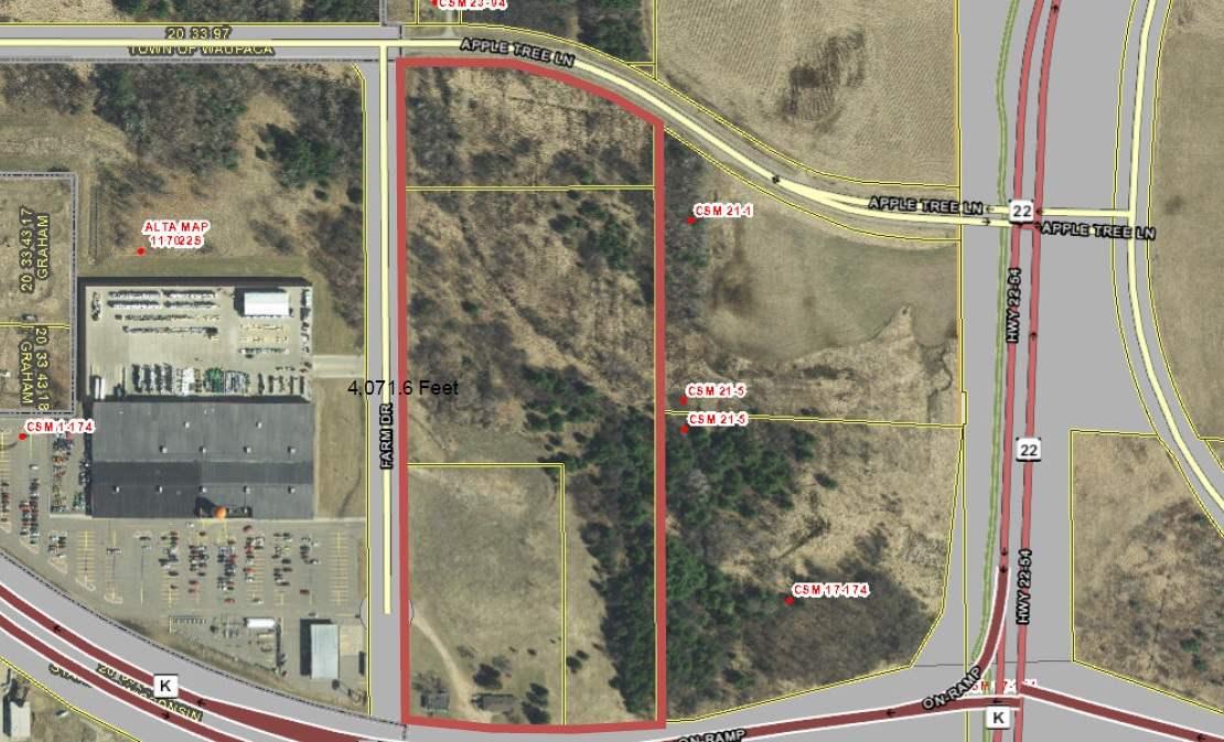 N2541 Farm Drive, Waupaca, WI 54981