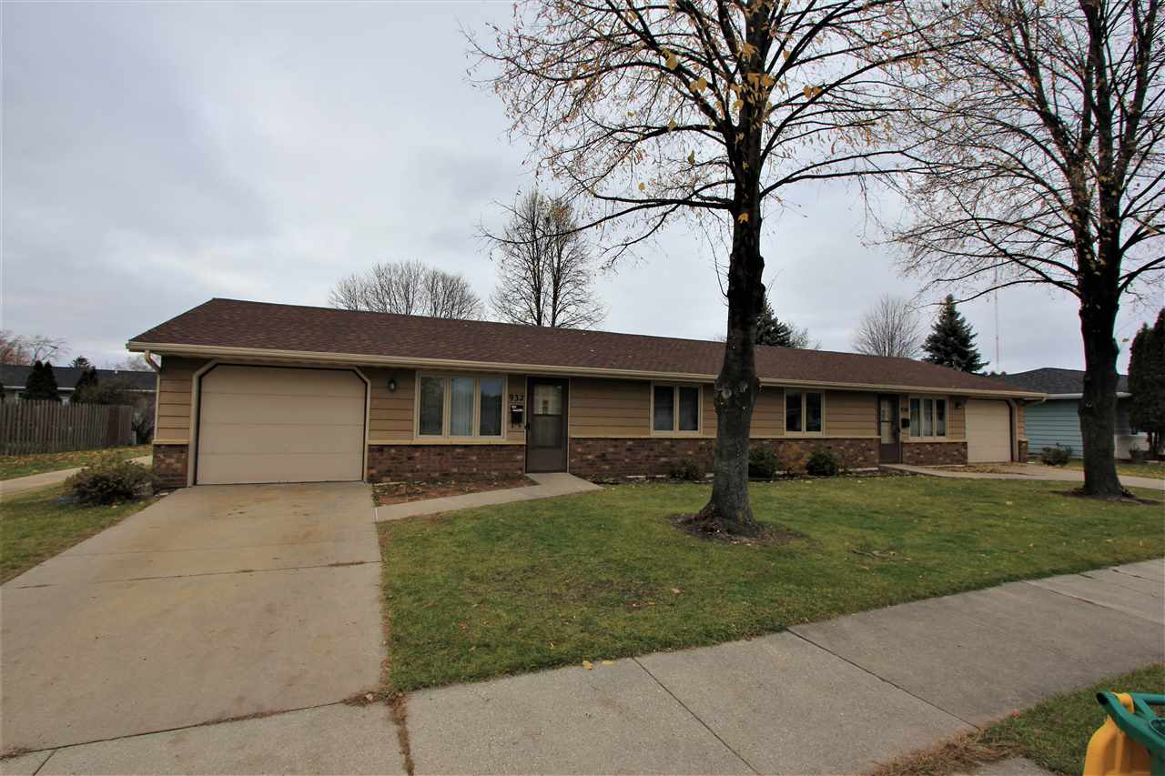 Excellent for owner occupied or investment!! Side-by-side 2 bd 1bath per side duplex in excellent condition! Great floorplan with large rooms! Patio doors off dinette leading to a deck on each side! Updated flooring, roof 2015, furnaces new 2014 & 2016, H2O Heaters new 2016, includes Central Air unit on each side! New lease and tenant on 932 side and month-to month tenant on 930 side.  Tenants pay all utilities