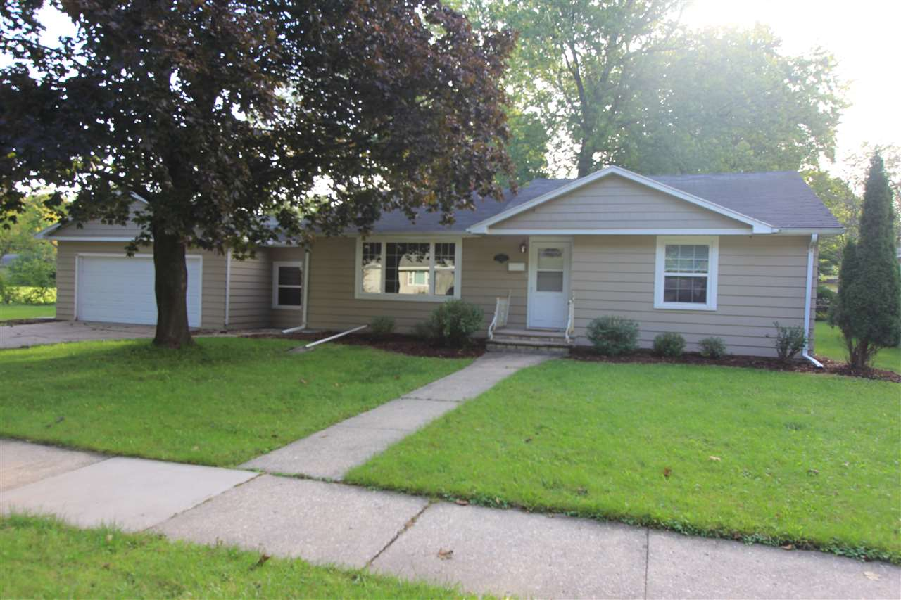 This 3 bedroom 1.5 bath ranch located in East DePere offers spacious rooms with a large attached garage. Seller replaced windows, soffits and facia and a furnace recently. The lot is extra large with a mostly fenced back yard and located right next to a park. Excellent opportunity to own this ranch at a great price!!
