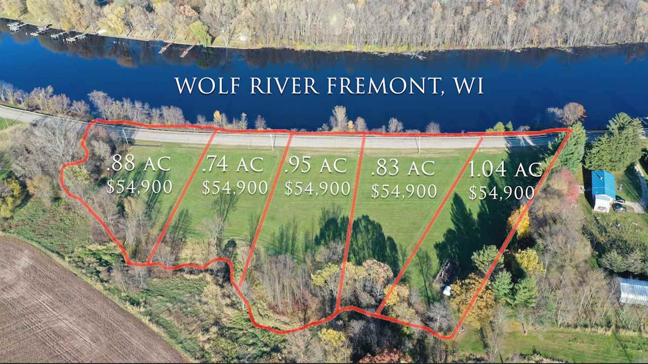 Hwy H, Fremont, WI 54940