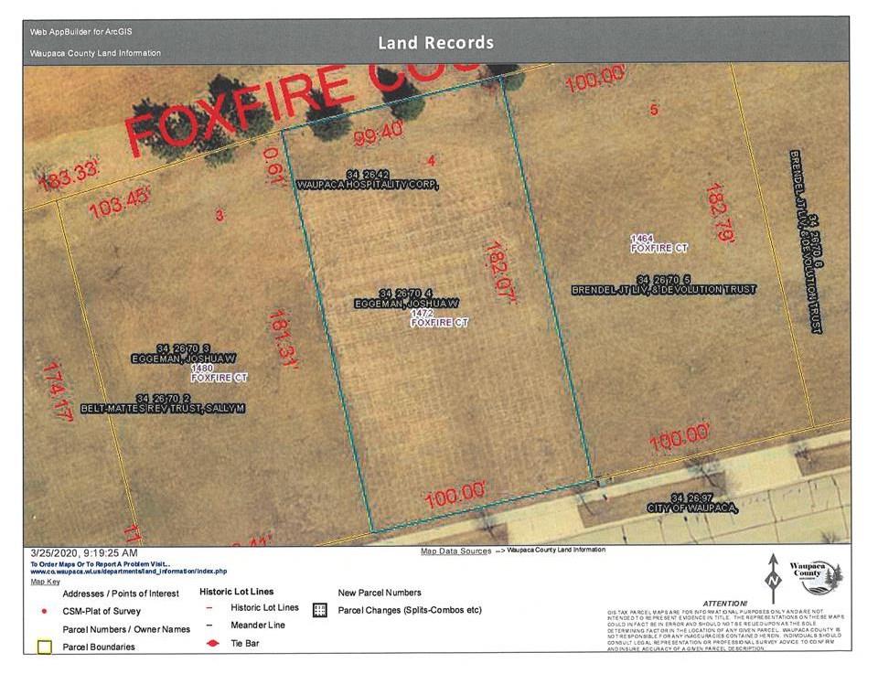 1472 Foxfire Court, Waupaca, WI 54981