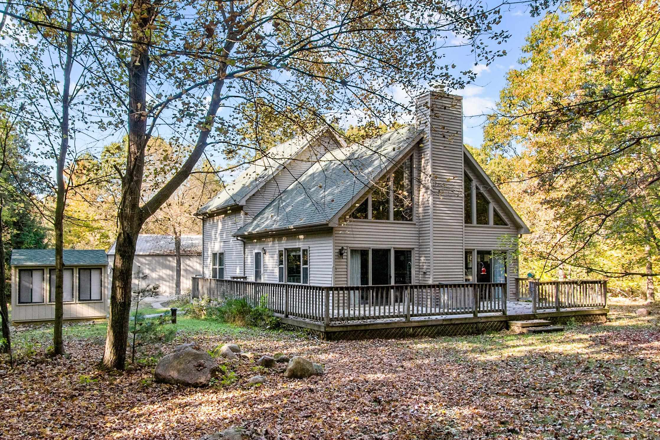 W3195 Badger Drive, Pine River, WI 54965