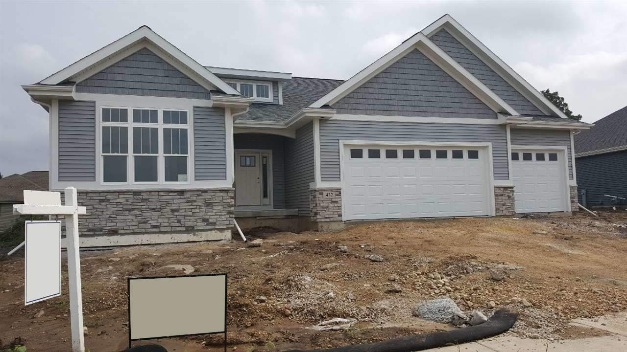 Currently under construction with a completion date of 11/30.  3 bedroom/2 bath ranch with a great open floor plan in the new Highlands of Netherwood subdivision.  Over 1900 square feet on the main level featuring a master suite, granite counter tops, hardwood floors and a gas fireplace. Large  island and stainless steel appliances complete the kitchen. Deck off of the rear leads to the back yard.  3 car garage.