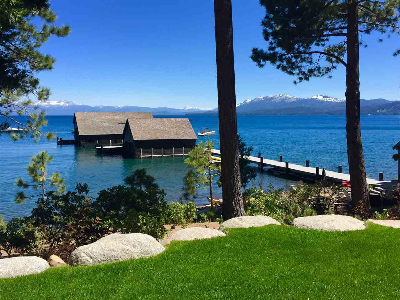 Additional photo for property listing at 1340 West Lake Boulevard Tahoe City, California 96145 United States