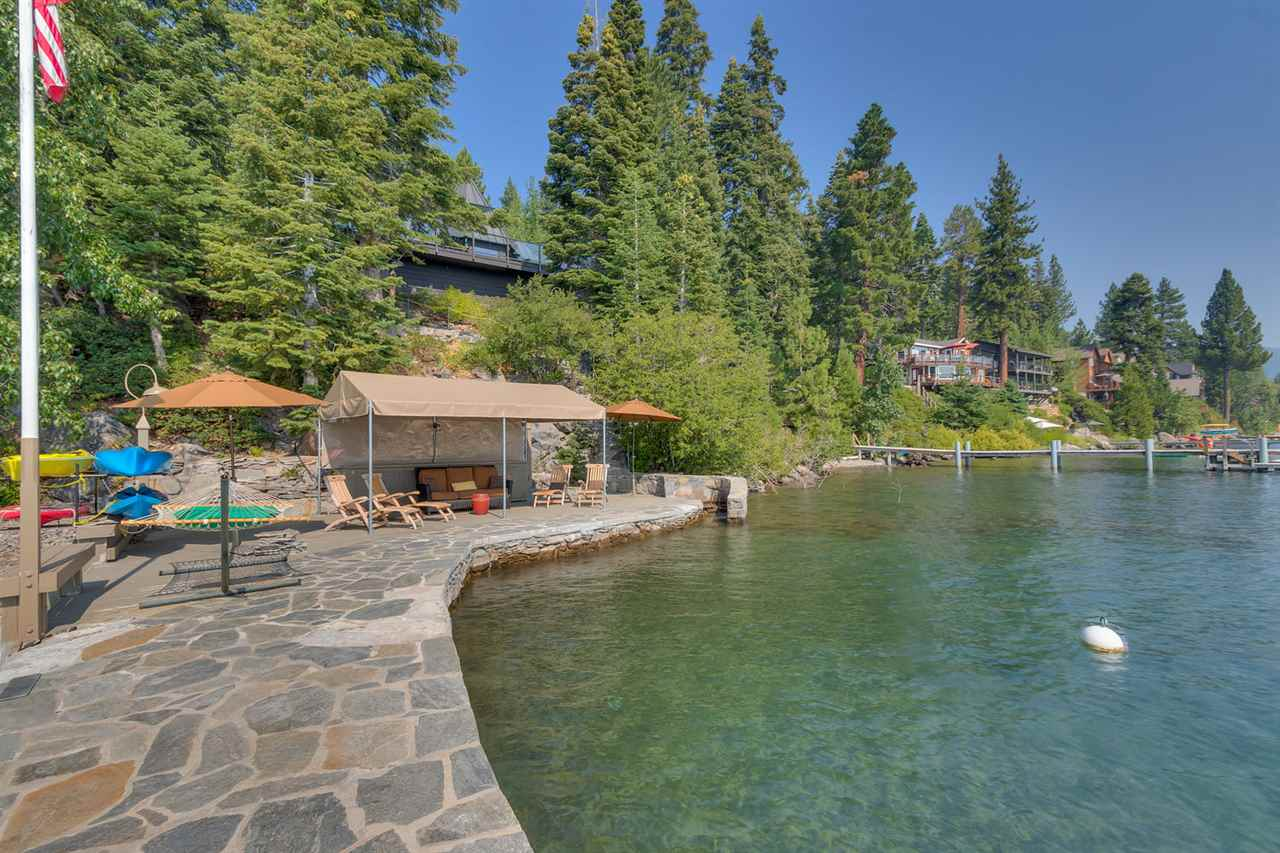 Single Family Home for Active at 4510 North Lake Boulevard 4510 North Lake Boulevard Tahoe City, California 96140 United States