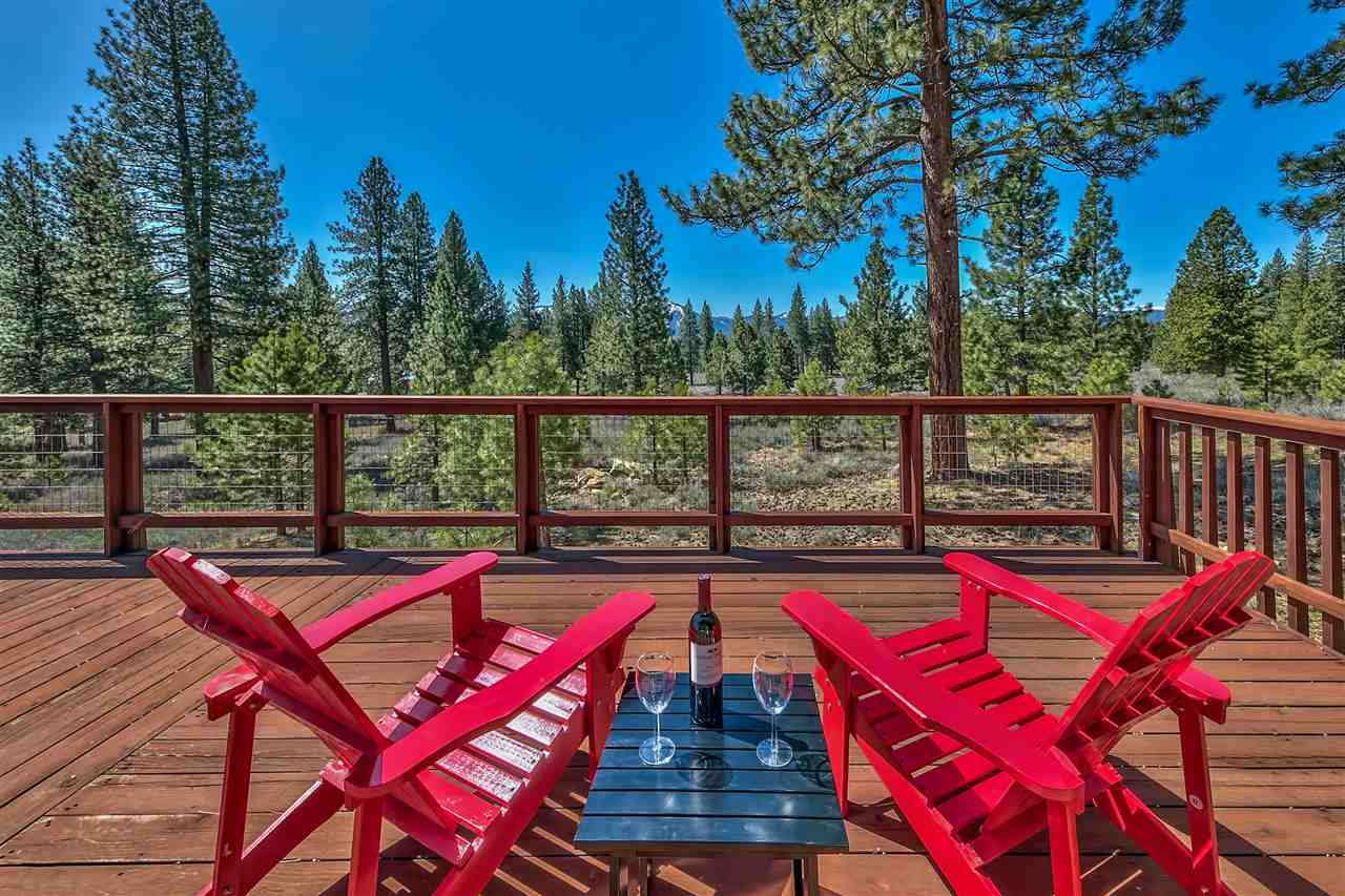 Single Family Home for Active at 12797 Horizon Drive Old Greenwood, Truckee, California United States