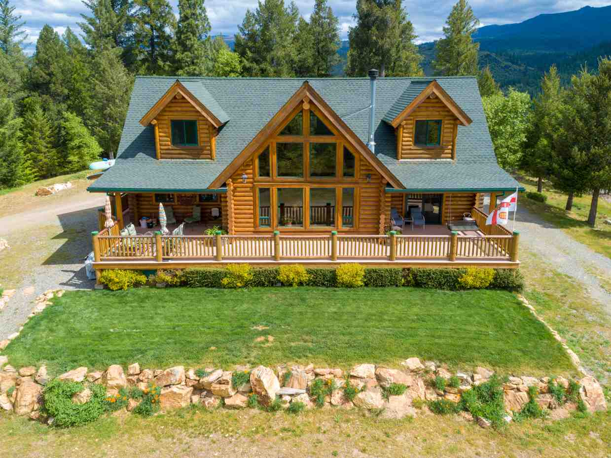 Single Family Home for Active at 47501 Old Highway Road 47501 Old Highway Road Lake Almanor, California 95971 United States