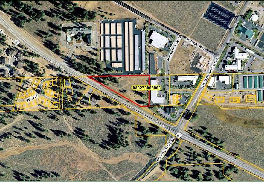 Comercial por un Venta en 9770 North Shore Boulevard 9770 North Shore Boulevard Truckee, California 96161 Estados Unidos