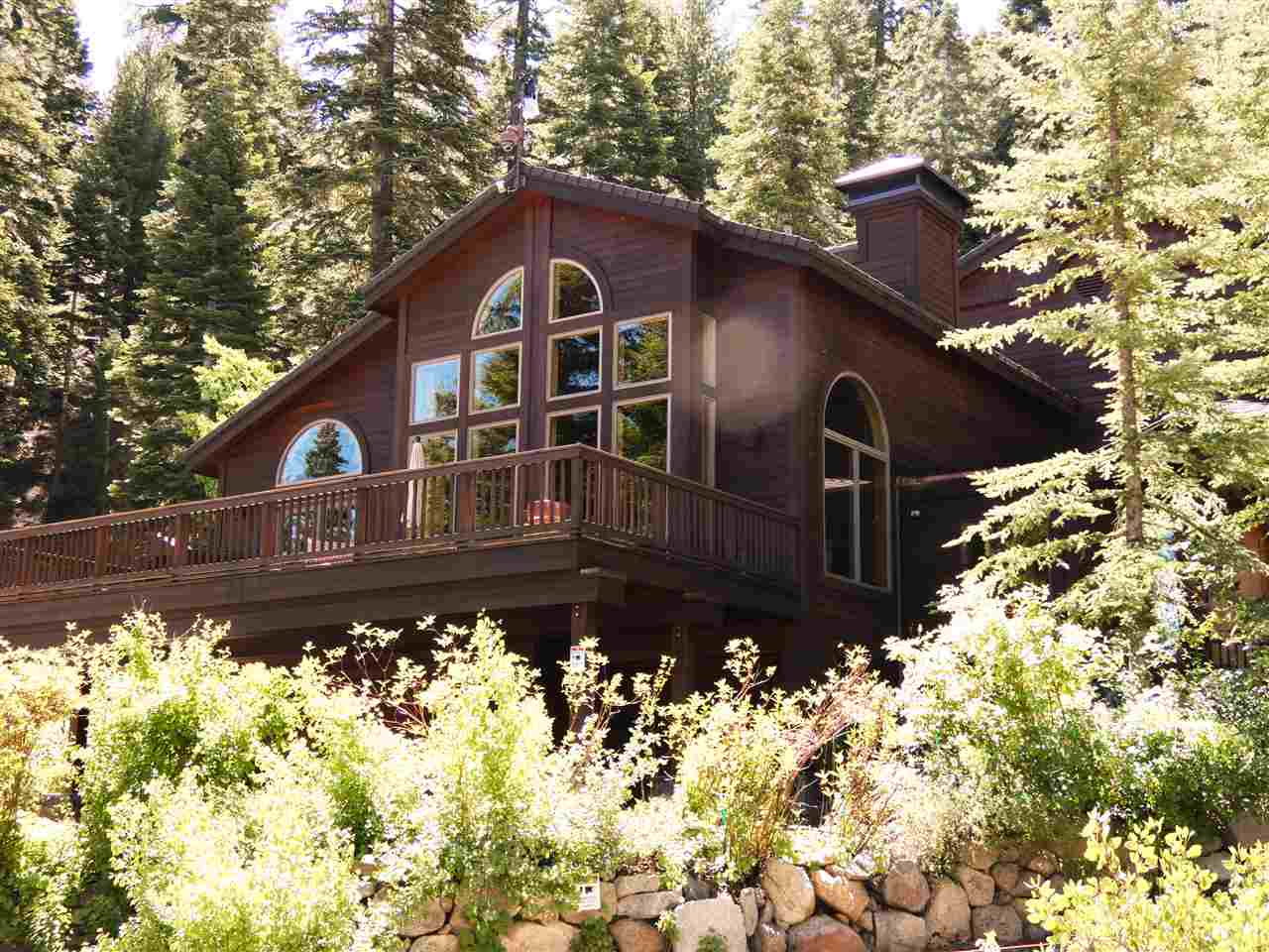 Single Family Home for Active at 396 Sierra Crest Trail Olympic Valley, California 96146 United States